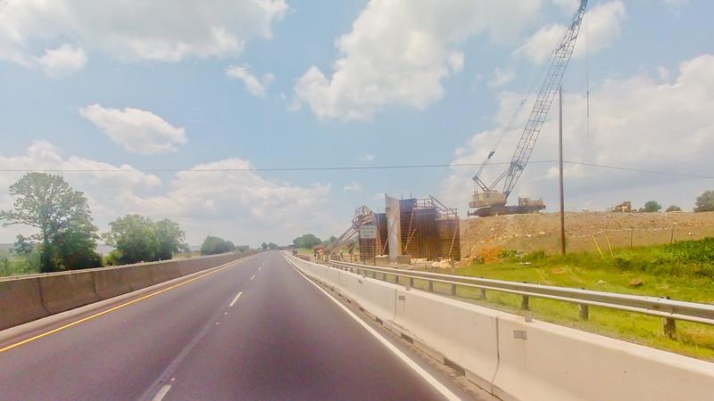 Driving through Pennsylvania Foundation Photograph 15