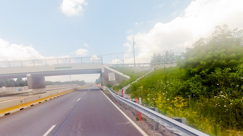 Driving through Pennsylvania Foundation Photograph 20