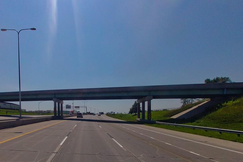Bridge of the Freeway