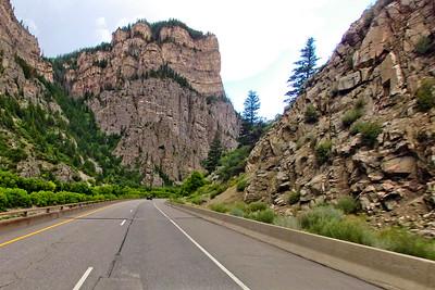 Mountain Face of Rock