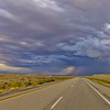 Cold Storm Clouds on the Flatland