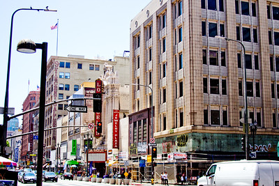 A Walk around downtown Los Angeles Photograph 9