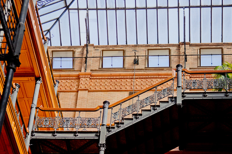 A Walk around downtown Los Angeles Photograph 118