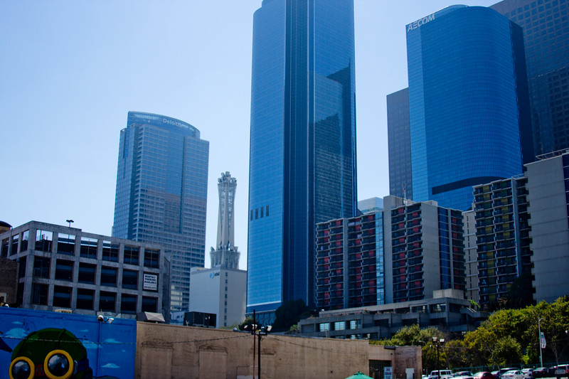 A Walk around downtown Los Angeles Photograph 103
