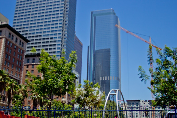 A Walk around downtown Los Angeles Photograph 18