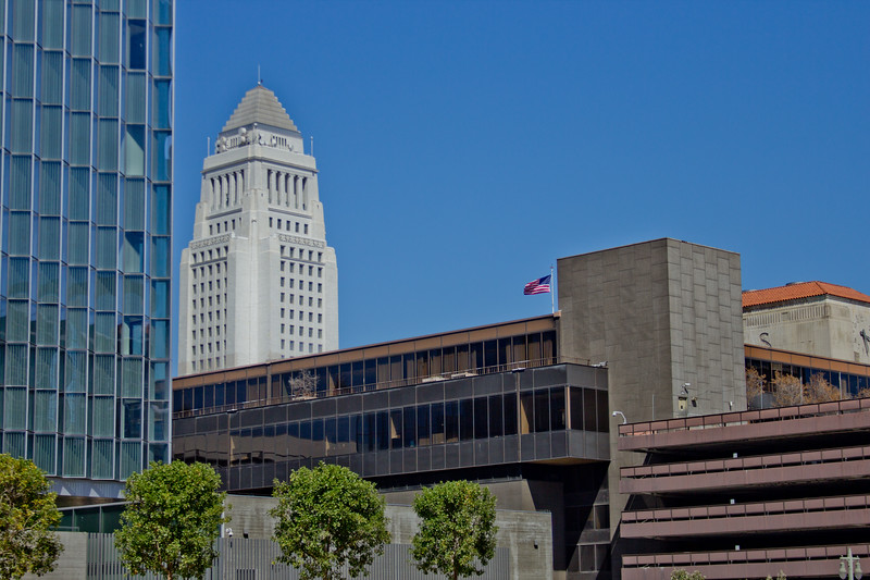 A Walk around downtown Los Angeles Photograph 100