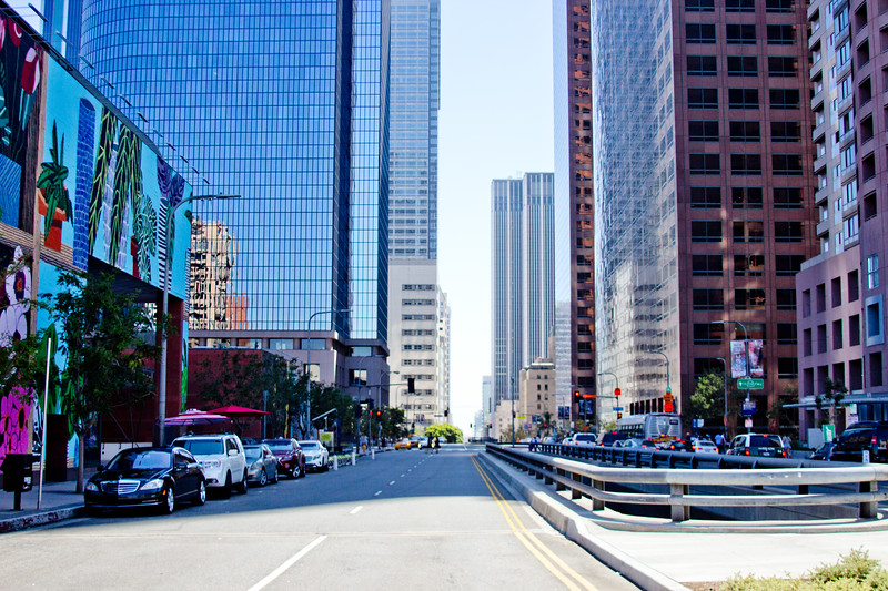 A Walk around downtown Los Angeles Photograph 90