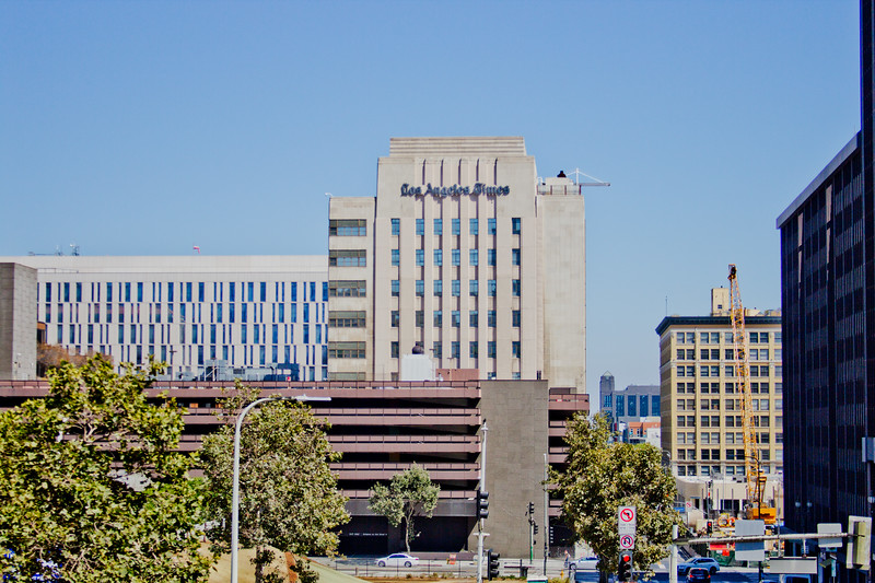 A Walk around downtown Los Angeles Photograph 97