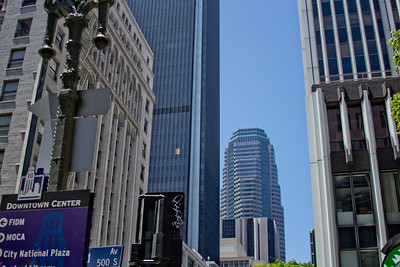 A Walk around downtown Los Angeles Photograph 23