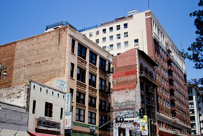 A Walk around downtown Los Angeles Photograph 6