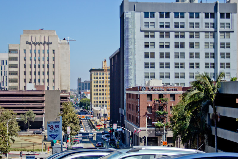 A Walk around downtown Los Angeles Photograph 95