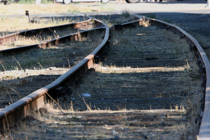 No more service on this section of line in an age where the railroads are increasingly important..