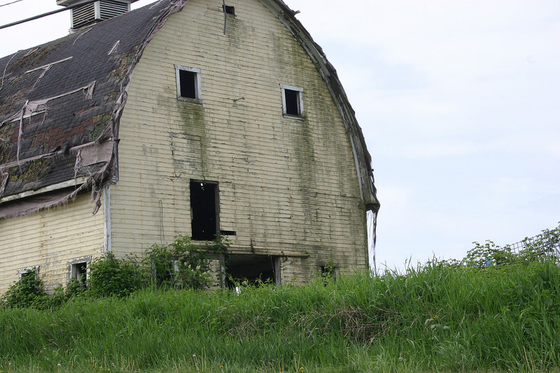 Although now (2007)  it could probably be renovated, the chances are that it will be demolished.