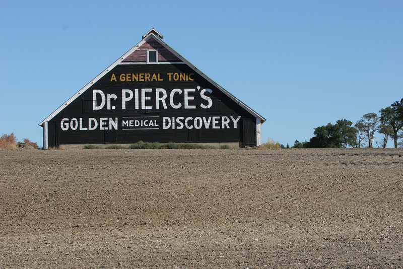 On Washington Route 2 heading towards the Palouse there appears to be someone who can cure your ills...