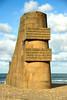 Omaha Beach, Normandy, France, American Memorial