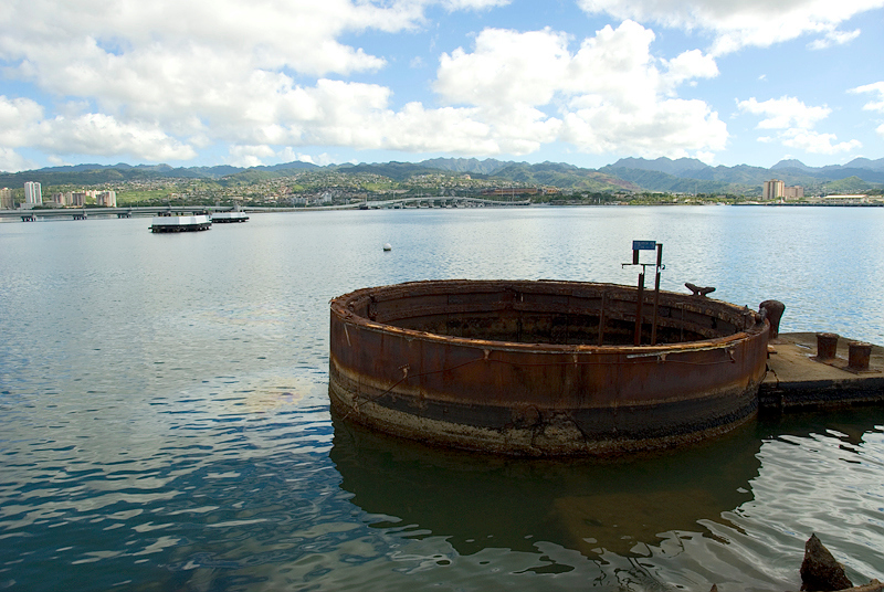 Hawaii - Pearl Harbor - Arizona Memorial