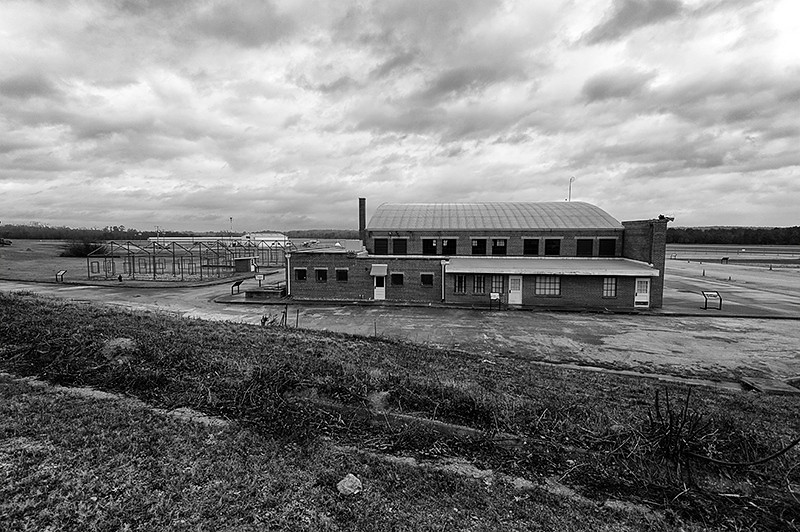 Tuskegee Airmen National Historic Park, Moton Field - Hanger #1