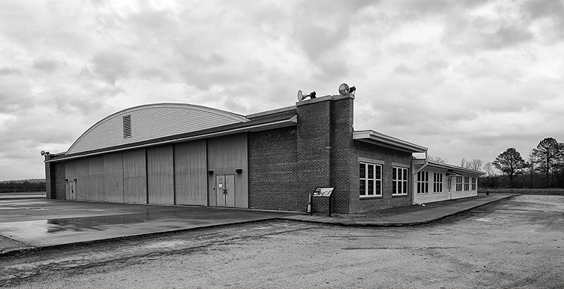 Tuskegee Airmen National Historic Park, Moton Field - Hanger #2