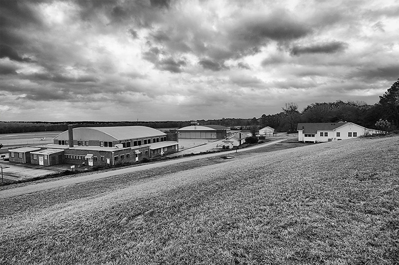 """Tuskegee Airmen National Historic Park, Moton Field - US Army Air Corps Training Facility for """"Tuskegee Airmen"""""""
