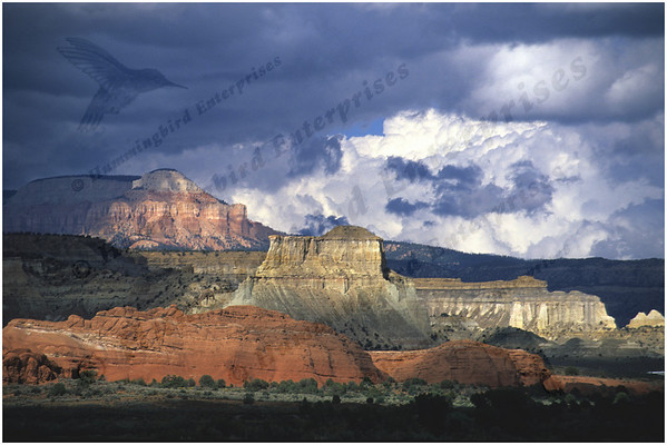 View from Kodachrome State Park, Utah
