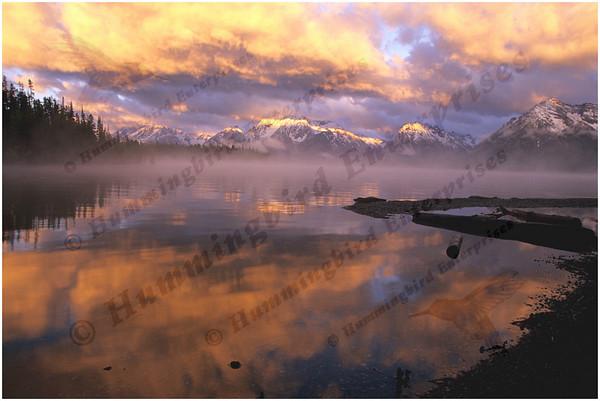 Jackson Lake, Grand Tetons, Wyoming