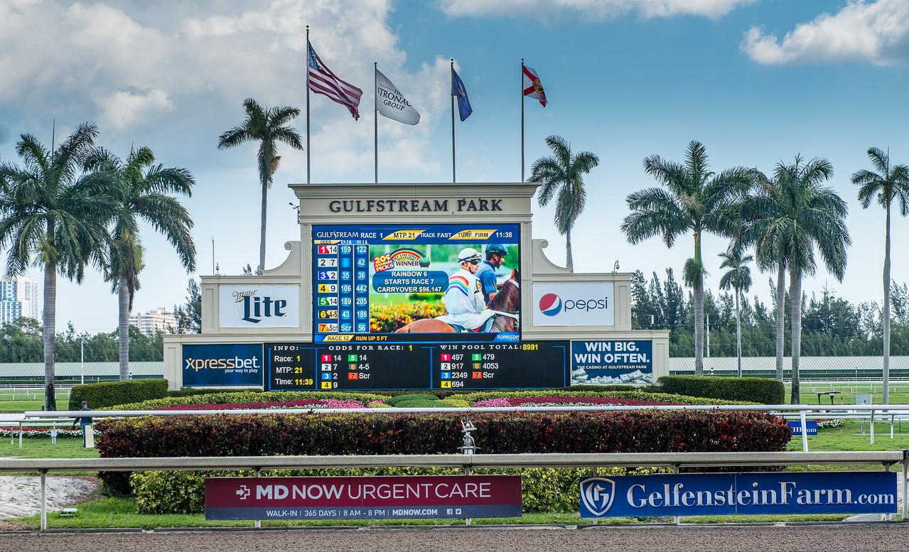 Gulfstream Park Board