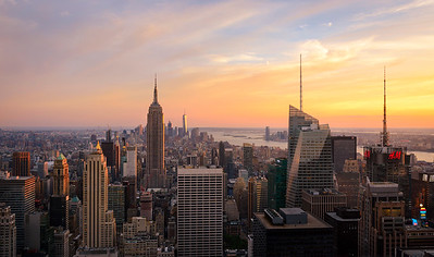 Top of the Rock  |  New York City