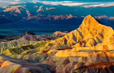 Zabriskie Point  |  Death Valley