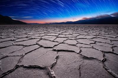 Salty Nights  |  Death Valley USA