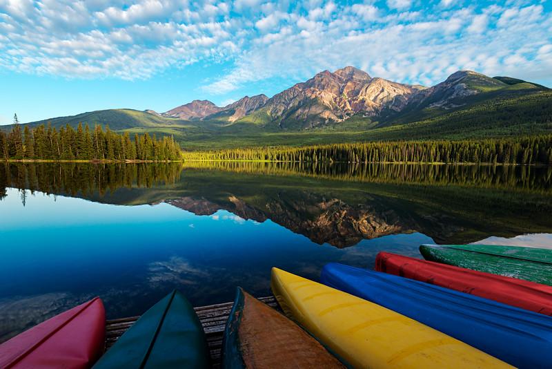 Canoe Time  |  Alberta, Canada