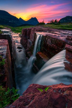 Dawn of Time  |  Glacier National Park