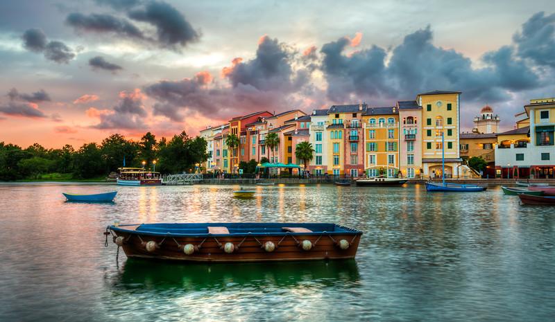 Portofino Sunset