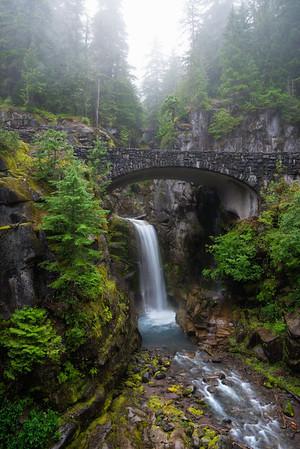 Christine Falls  |  Mt. Rainier, Washington