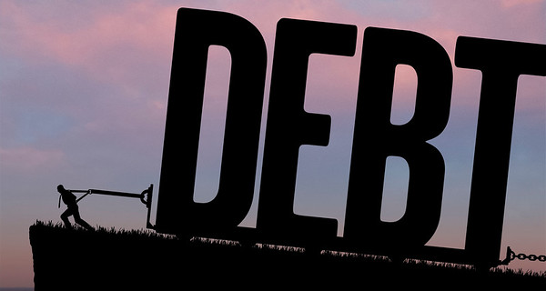 Debt: An ingenious substitute for the chain and whip of the slavedriver. - Ambrose Bierce