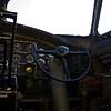 Co-pilot's area.