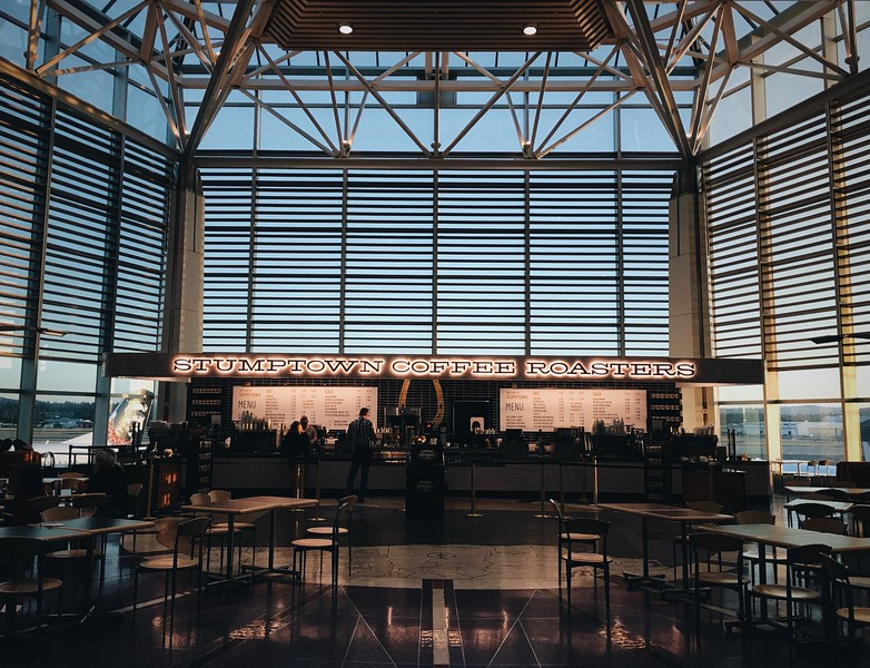 New Stumptown location inside PDX airport