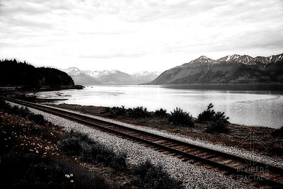 Alaska, Mountains, Glaciers