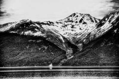 Alaska, Mountains, Glaciers, FCIA, T11