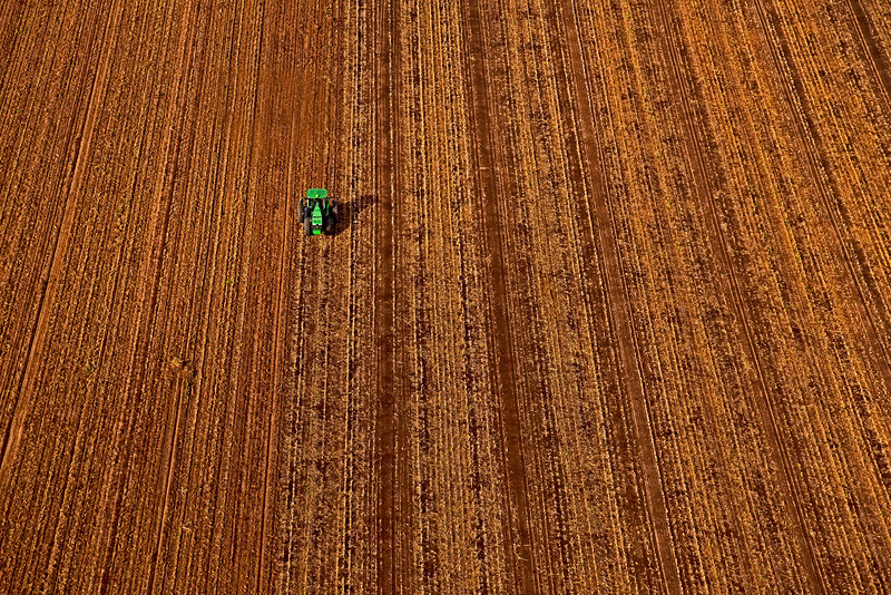 John Deere Green in Goodyear, Arizona
