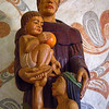 AM 647 - Bolivia, In church in San Javier