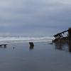Peter Iredale shipwreck, Fort Stevens, Oregon