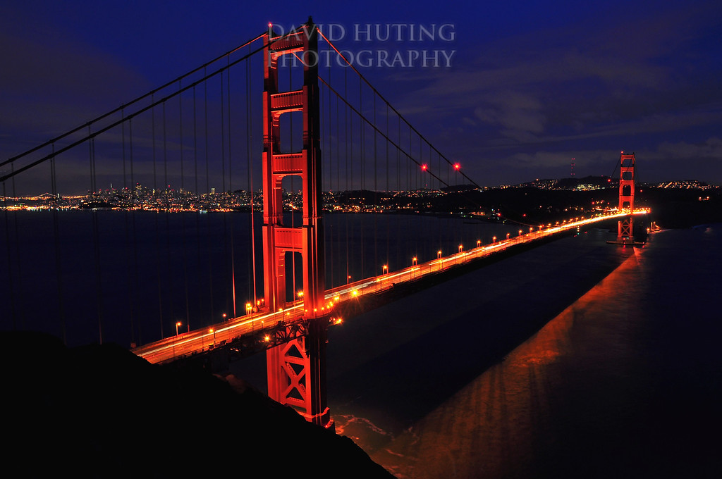GGB Night View Wide Dark