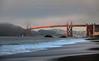 GG Bridge Fog View HDR