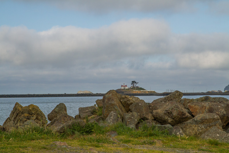 Battery Point Lighthouse, Cresent City California