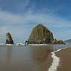 Haystack Rock, Cannon Beach, Oregon