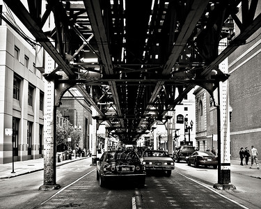 Under the 'L'