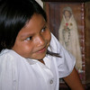AM 711 - Bolivia, Girl from Urubicha