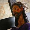 AM 644 - Bolivia, In church in San Javier