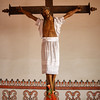AM 297 - Bolivia, Chiquitana District, Cross in St. Michael the Archangel Church