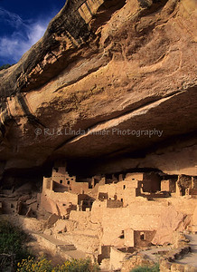 Cliff Dwellings of Mesa Verde National Park, Colorado